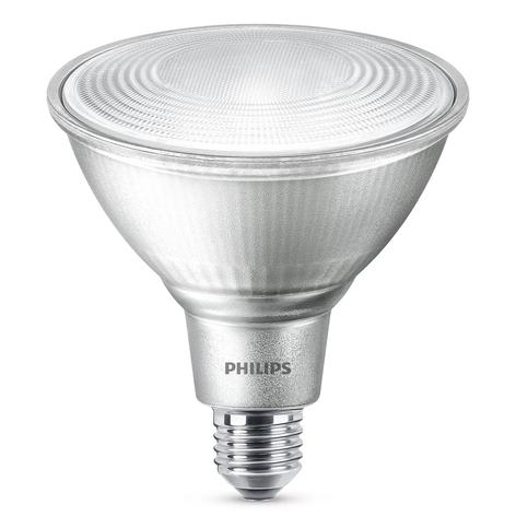 Philips réflecteur LED E27 PAR38 13W 827 dimmable