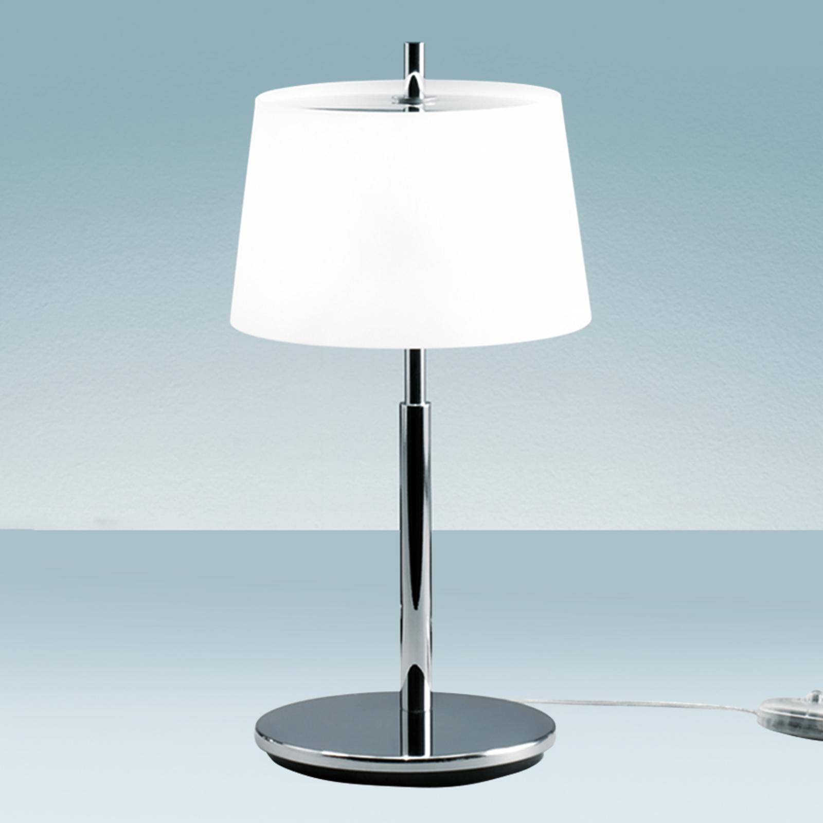 Lampe à poser raffinée PASSION 31 cm