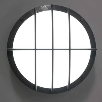 Aplique Sun 8 LED aluminio fundido