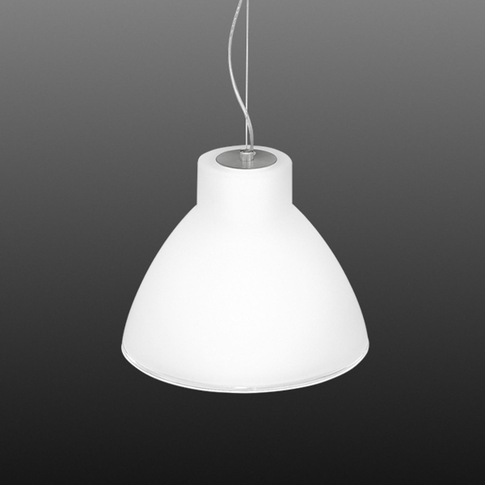 Lampa wisząca CAMPANA ze szkła