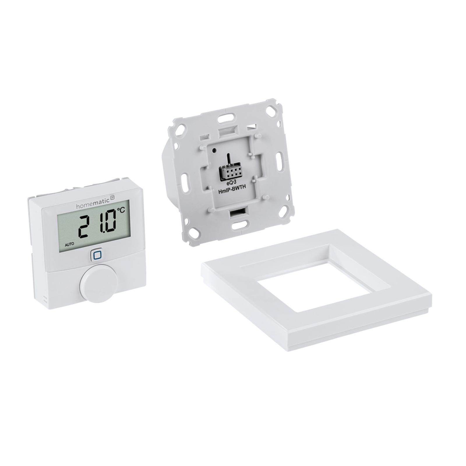 Homematic IP-wandthermostaat, schakeluitgang, 230V