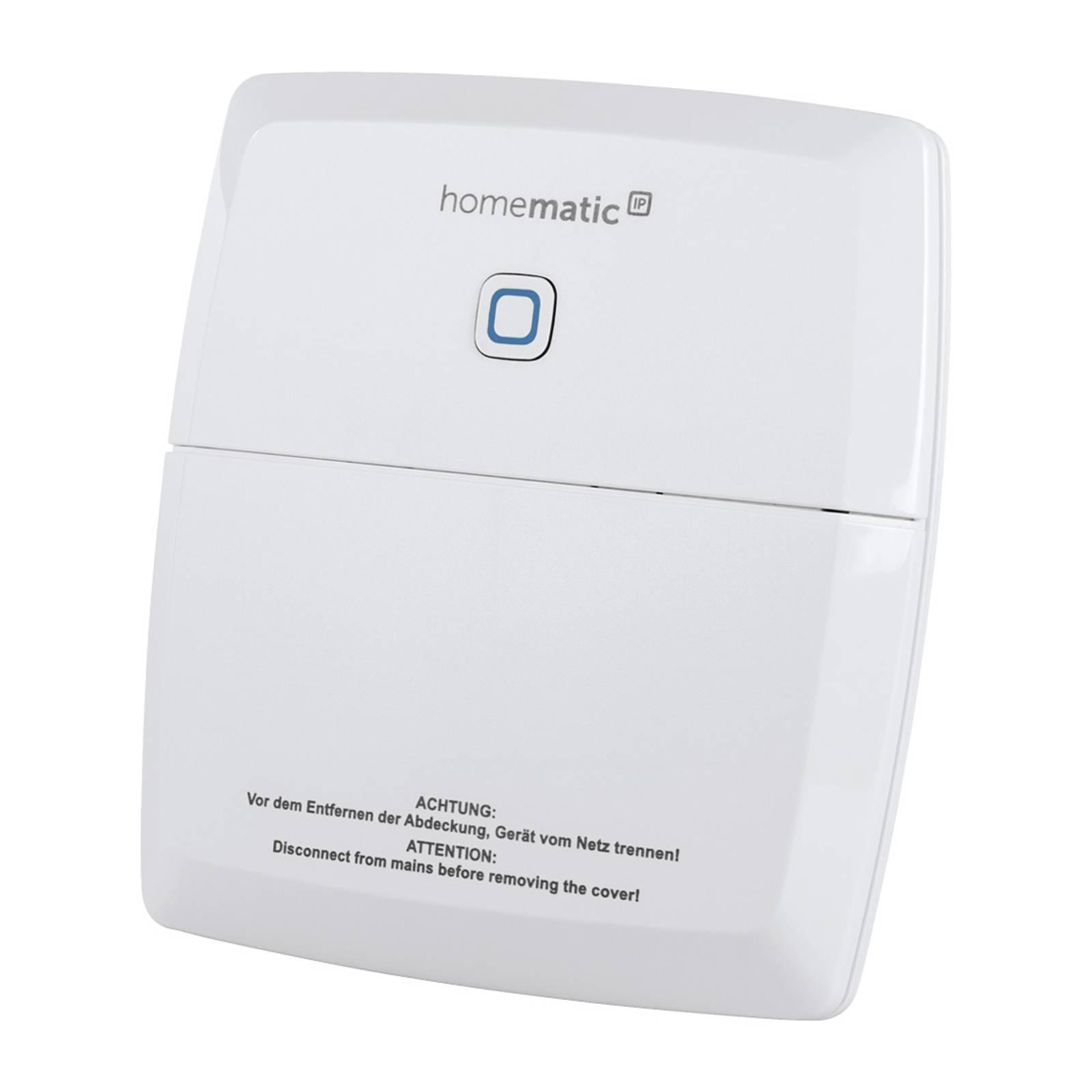 Homematic IP attuatore commutazione riscaldamento