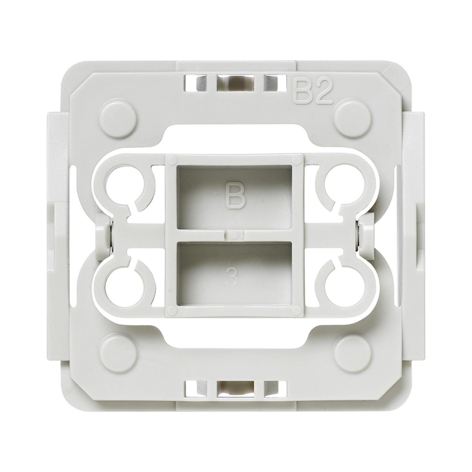 Homematic IP adaptateur interrupteurs Berker B2 1x