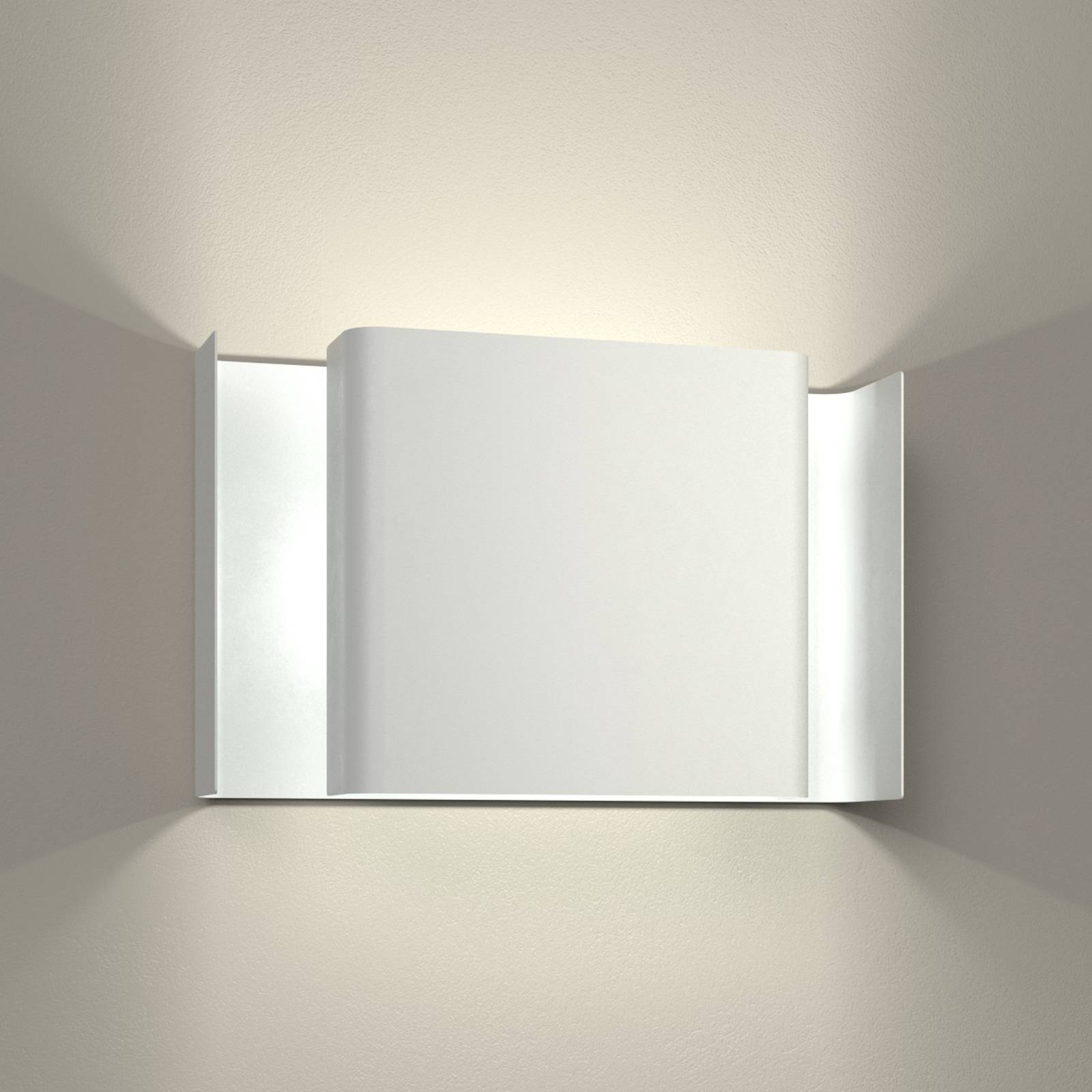Applique LED Alalunga blanche