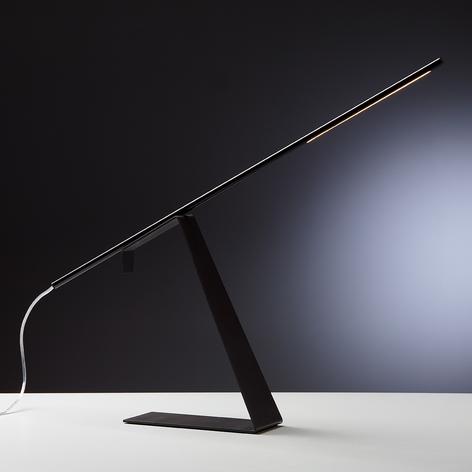 TECNOLUMEN Jella - LED stolní lampa, černá