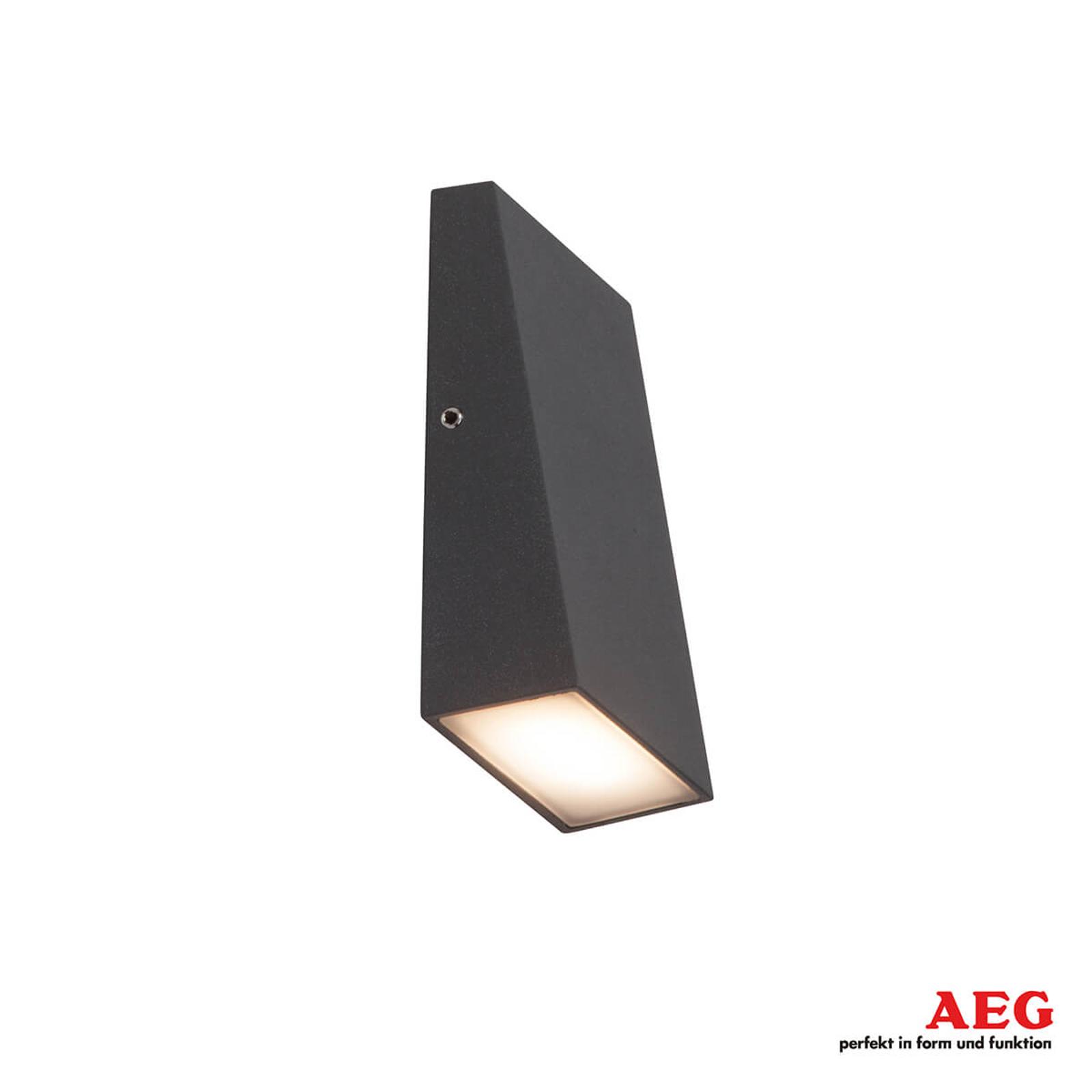 Applique da esterni LED Tivana autopulente