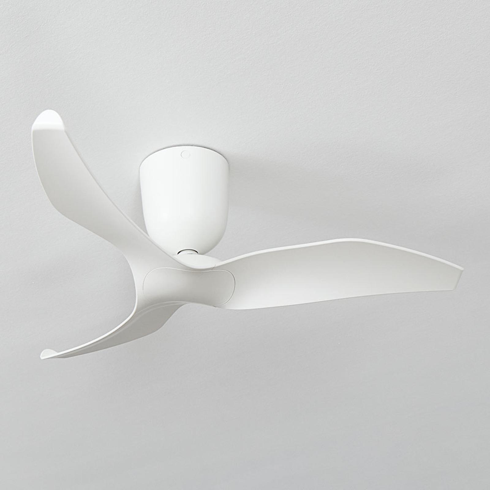 Aeratron ventilador de techo FR, 109 cm, blanco