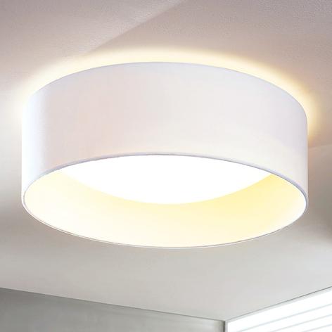 Plafoniera LED Franka, bianco, 41,5 cm