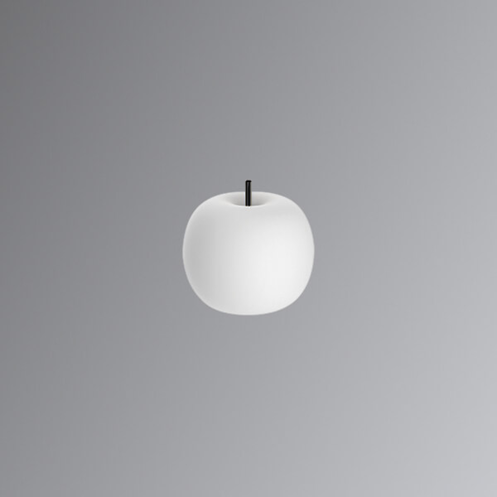 Kundalini Kushi - LED-pöytälamppu musta 16cm