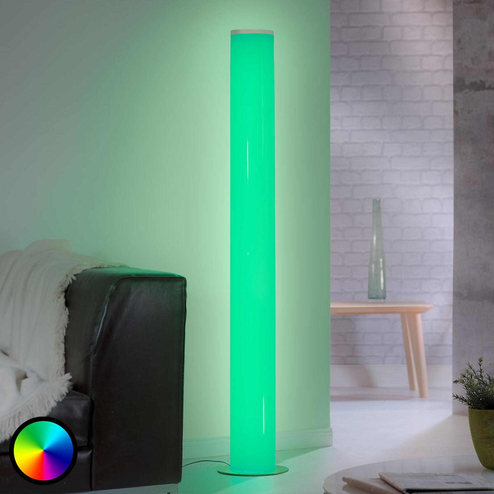 Trio WiZ Pantilon lampa stojąca LED