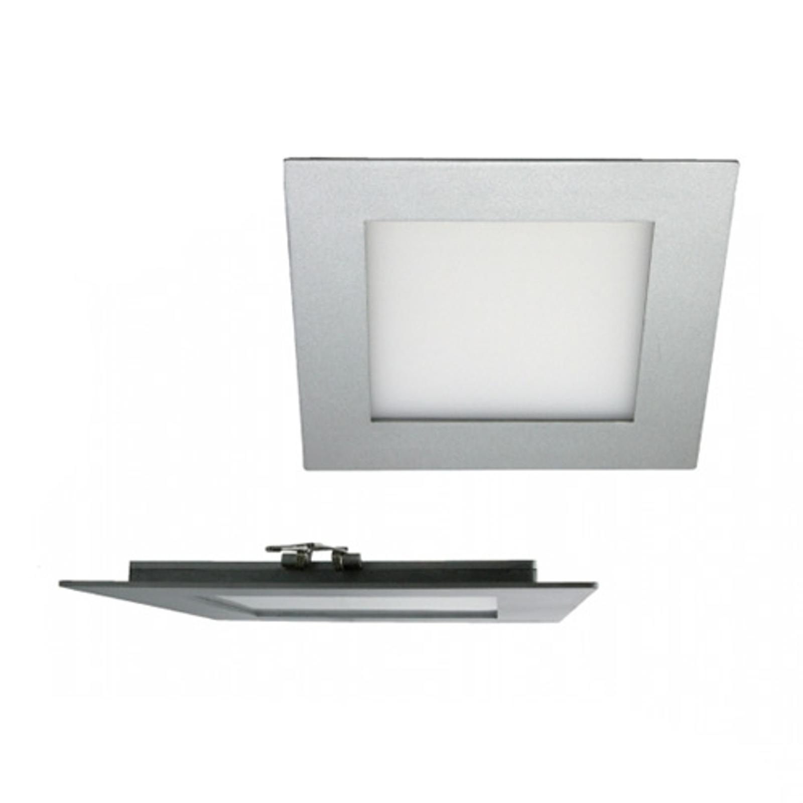 Pannello LED Lübeck a basso consumo, bianco caldo