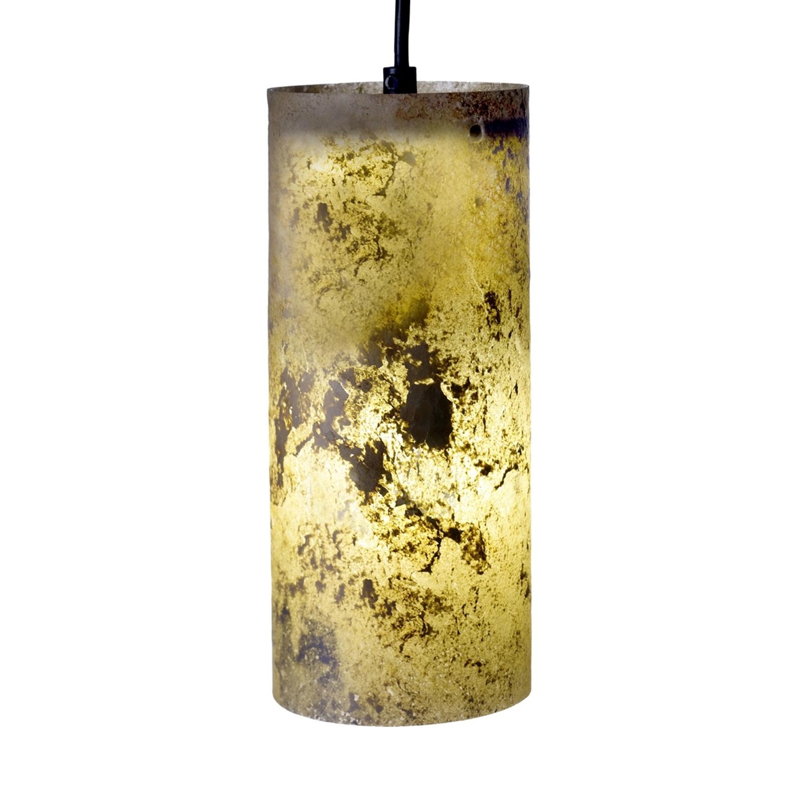 Lámpara colgante de alta calidad, pizarra natural