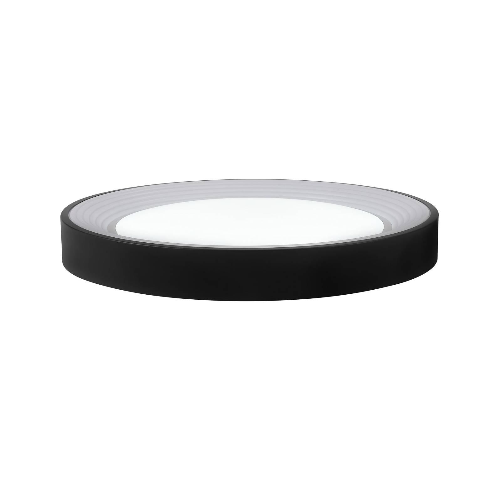 Lindby Lindum plafoniera LED, RGB, CCT, dimming