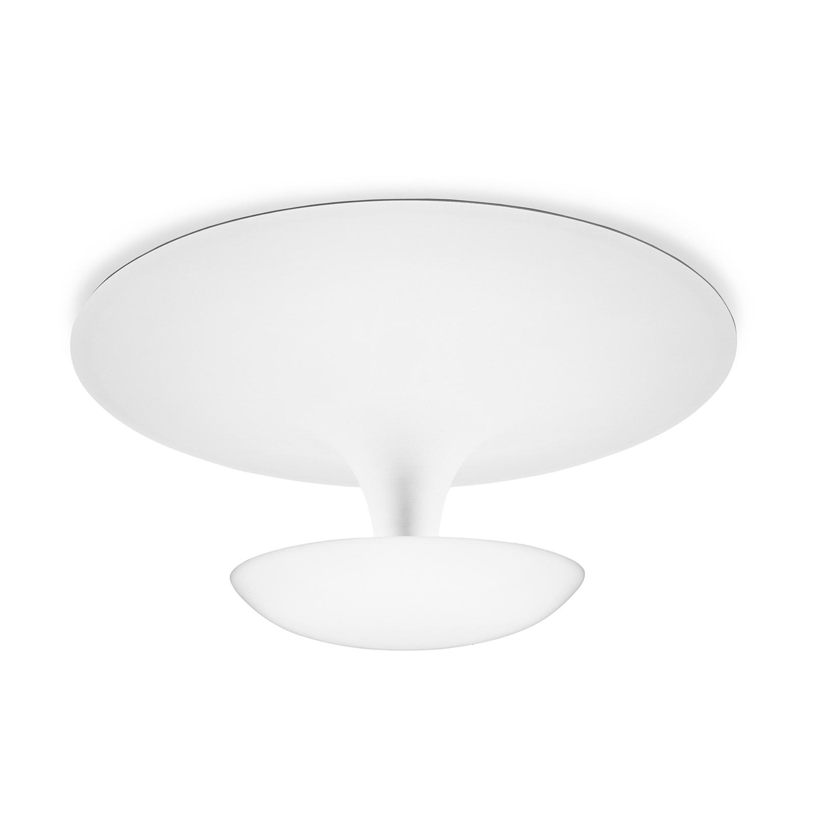 Vibia Funnel - Deckenleuchte 35 cm, weiß matt