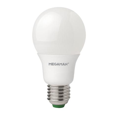 E27 6,5W LED-ljuskälla MEGAMAN