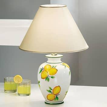 Lampa stołowa Giardino Lemone, Ø 40 cm