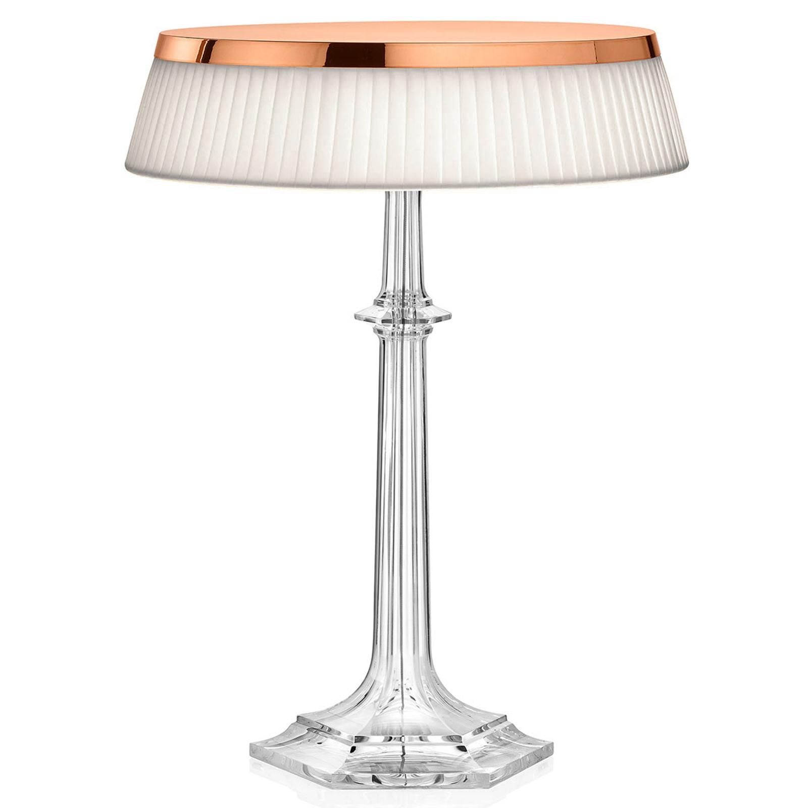 Flos Bon Jour Versailles - LED-Tischleuchte kupfer
