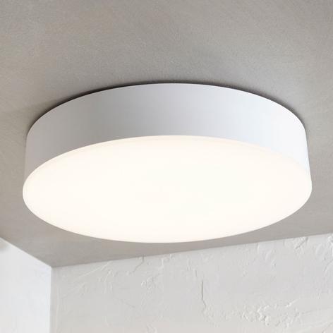 LED venkovní stropní svítidlo Lyam, IP65, bílé