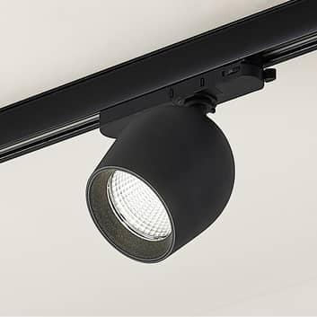 Arcchio Bauke LED-Schienenstrahler, schwarz