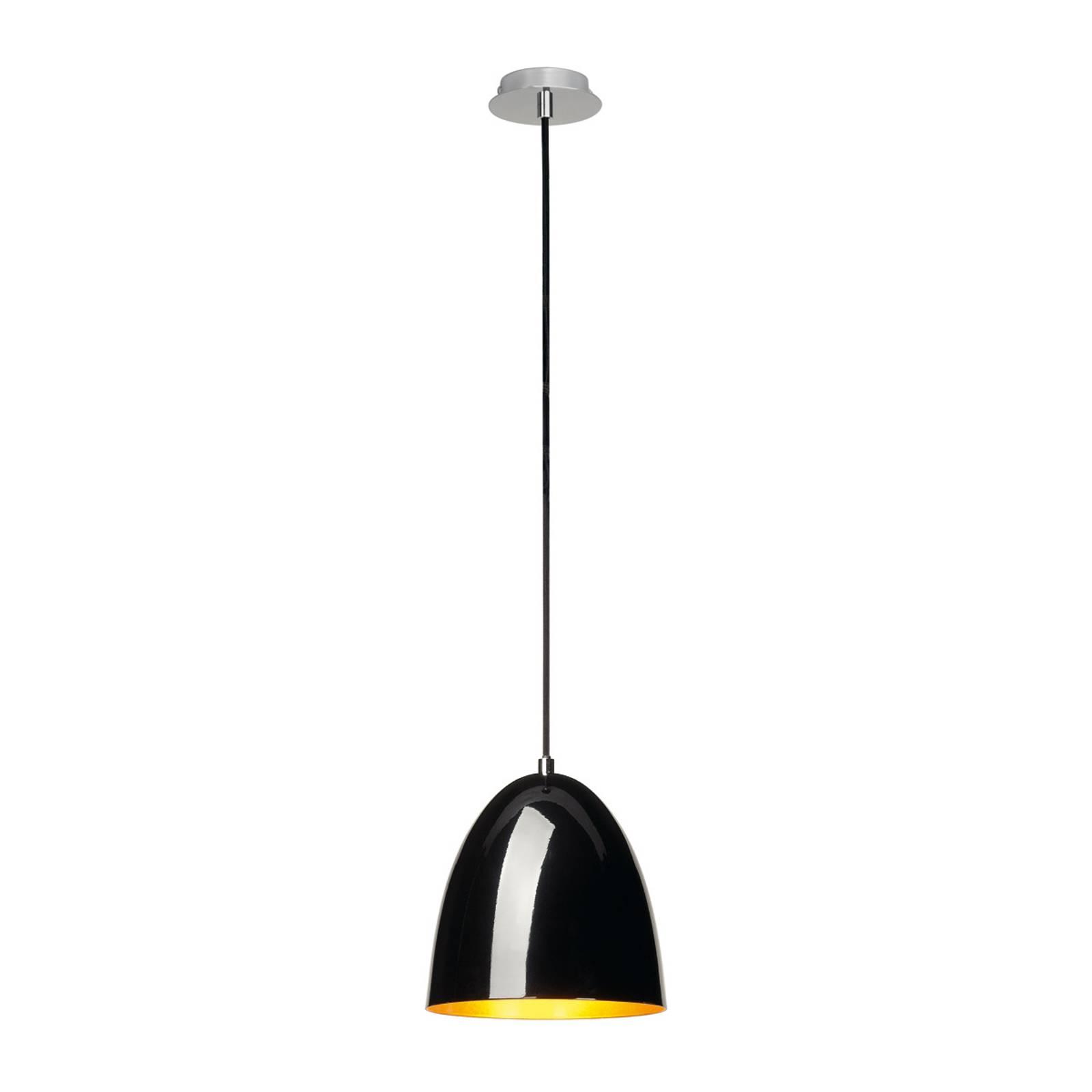 SLV Para Cone 20 hanglamp zwart/goud