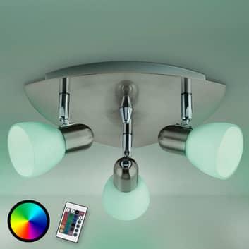 Taklampe Enea-C LED RGBW