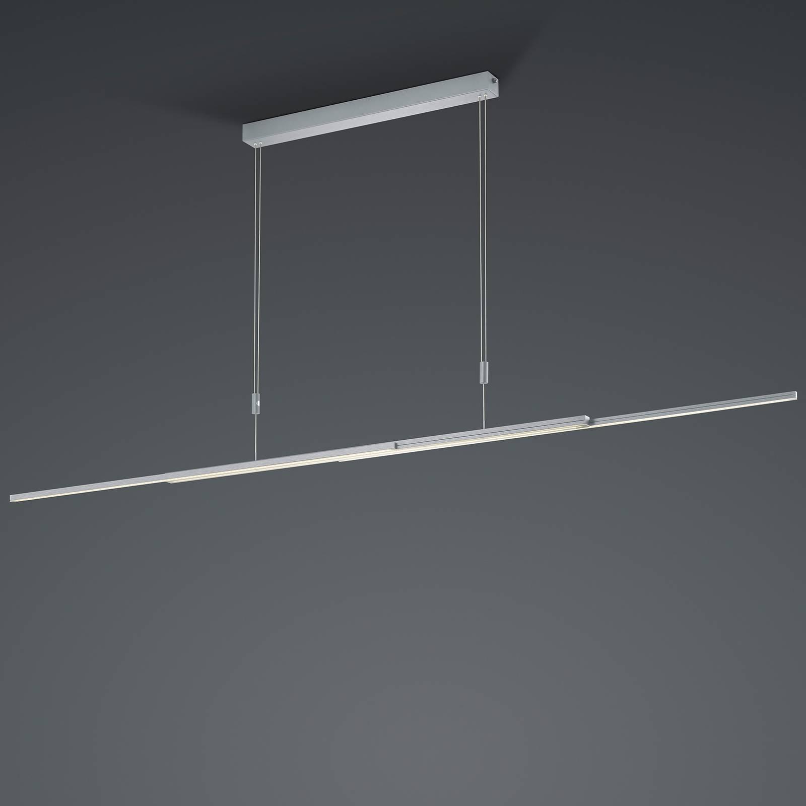 BANKAMP L-lightLINE CCT VerticalDim ZigBee alu