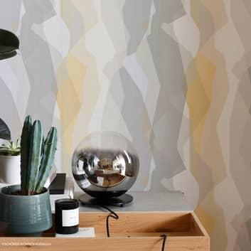 Schöner Wohnen Mirror lámpara de mesa