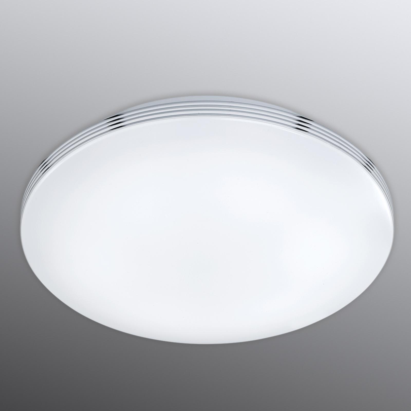 Ściemnialna lampa sufitowa LED Apart do łazienek