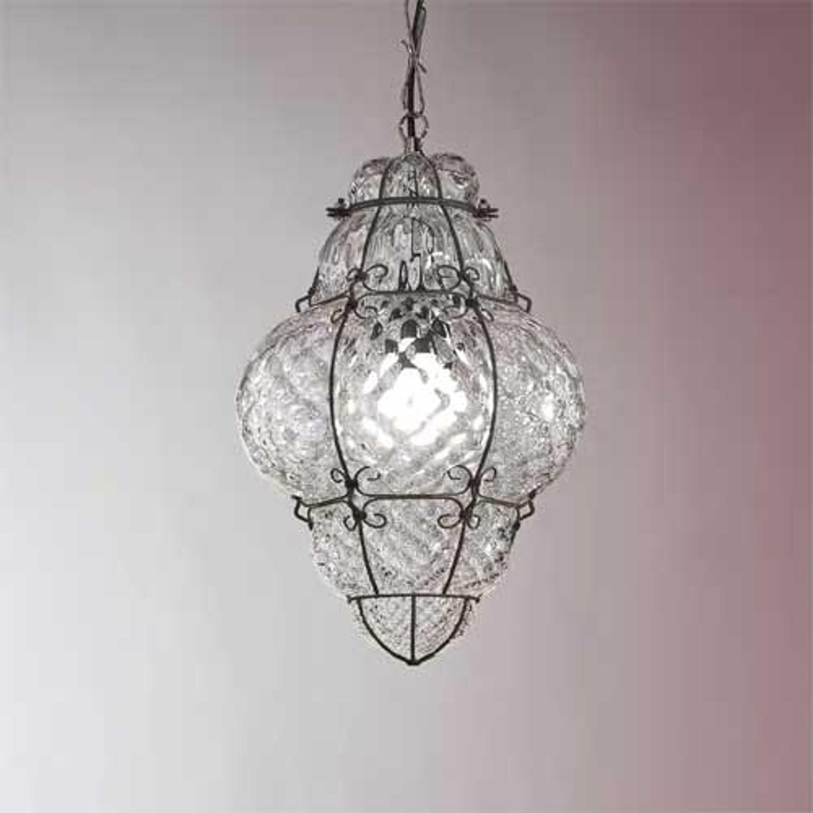 CLASSIC mundblæst hængelampe 30 cm