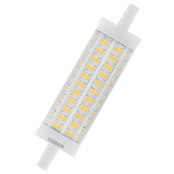 OSRAM tube LED R7s 17,5W blanc chaud, 2452lm
