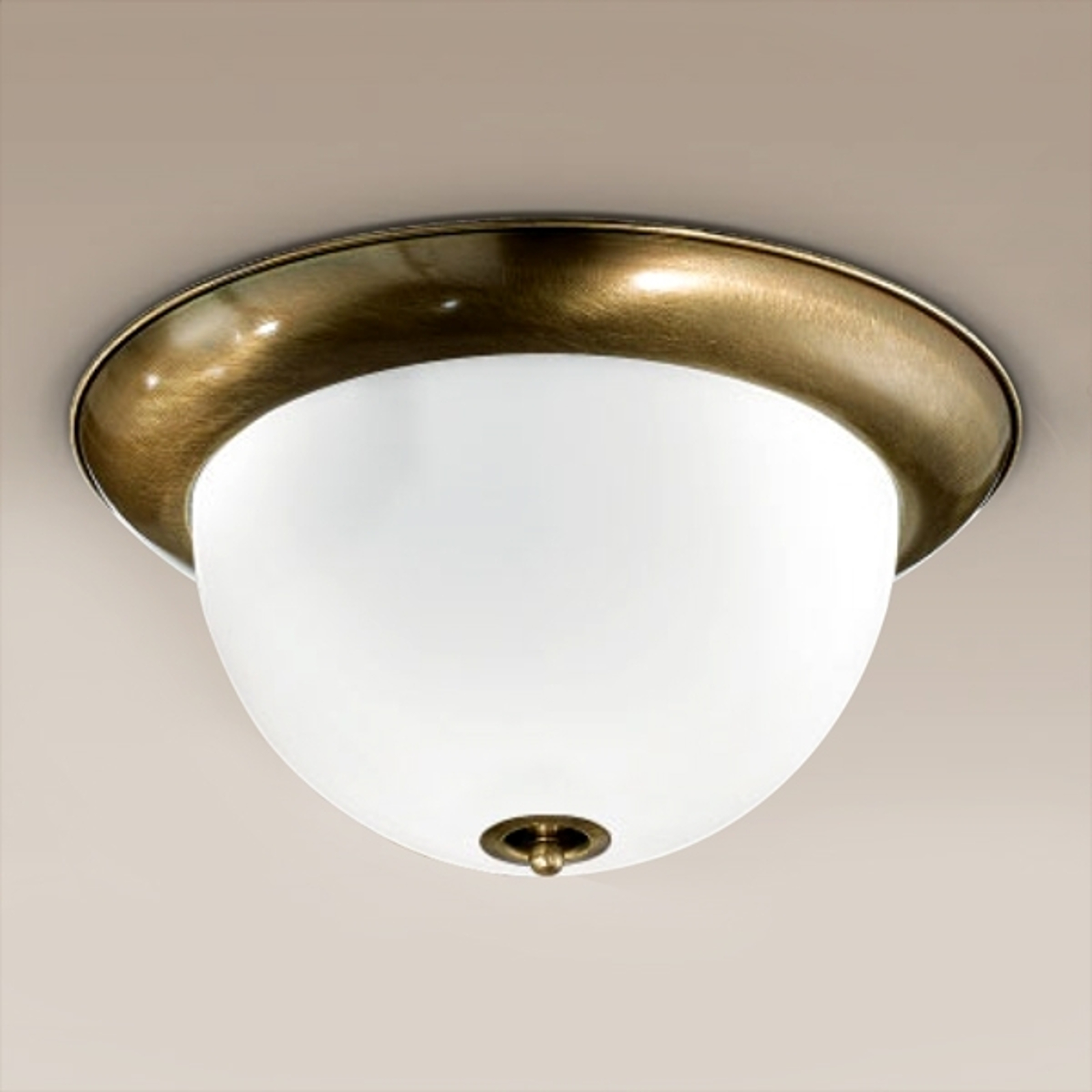 Klasyczna lampa sufitowa Galleria