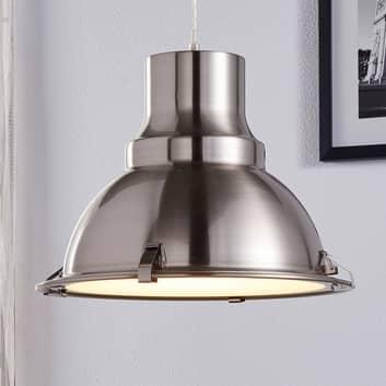 Atrakcyjna, industrialna lampa wisząca Letty