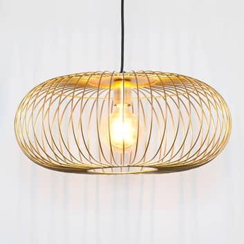 Protetto hængelampe, guld, Ø 40 cm