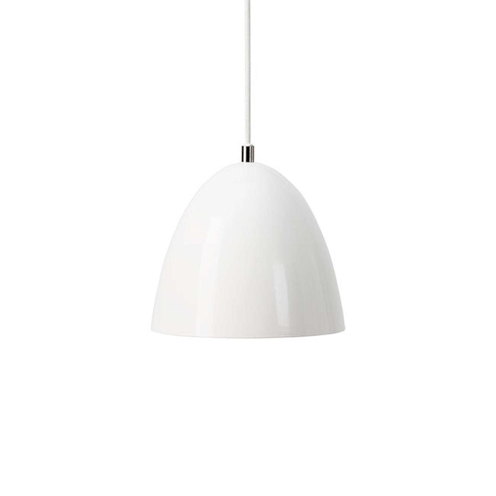 Lampa wisząca LED Eas, Ø 24 cm, 3000K, biała
