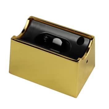 SEGULA Xtra Line applique S14d, oro/ottone