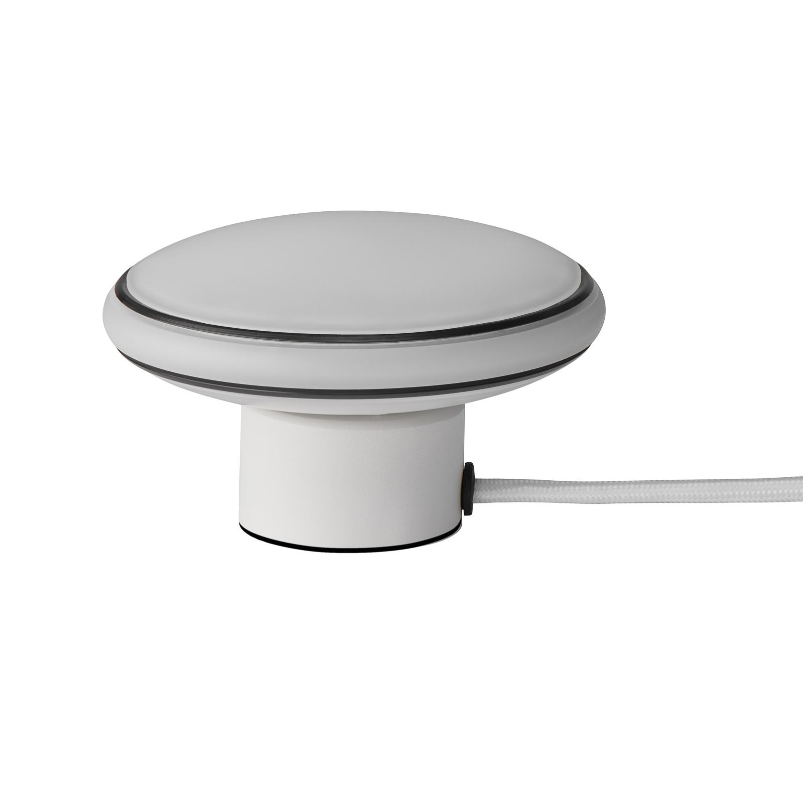 Shade ØS1 mini bord ringer svart fot hvit
