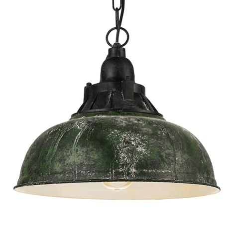 Lámpara colgante Grantham de aspecto vintage
