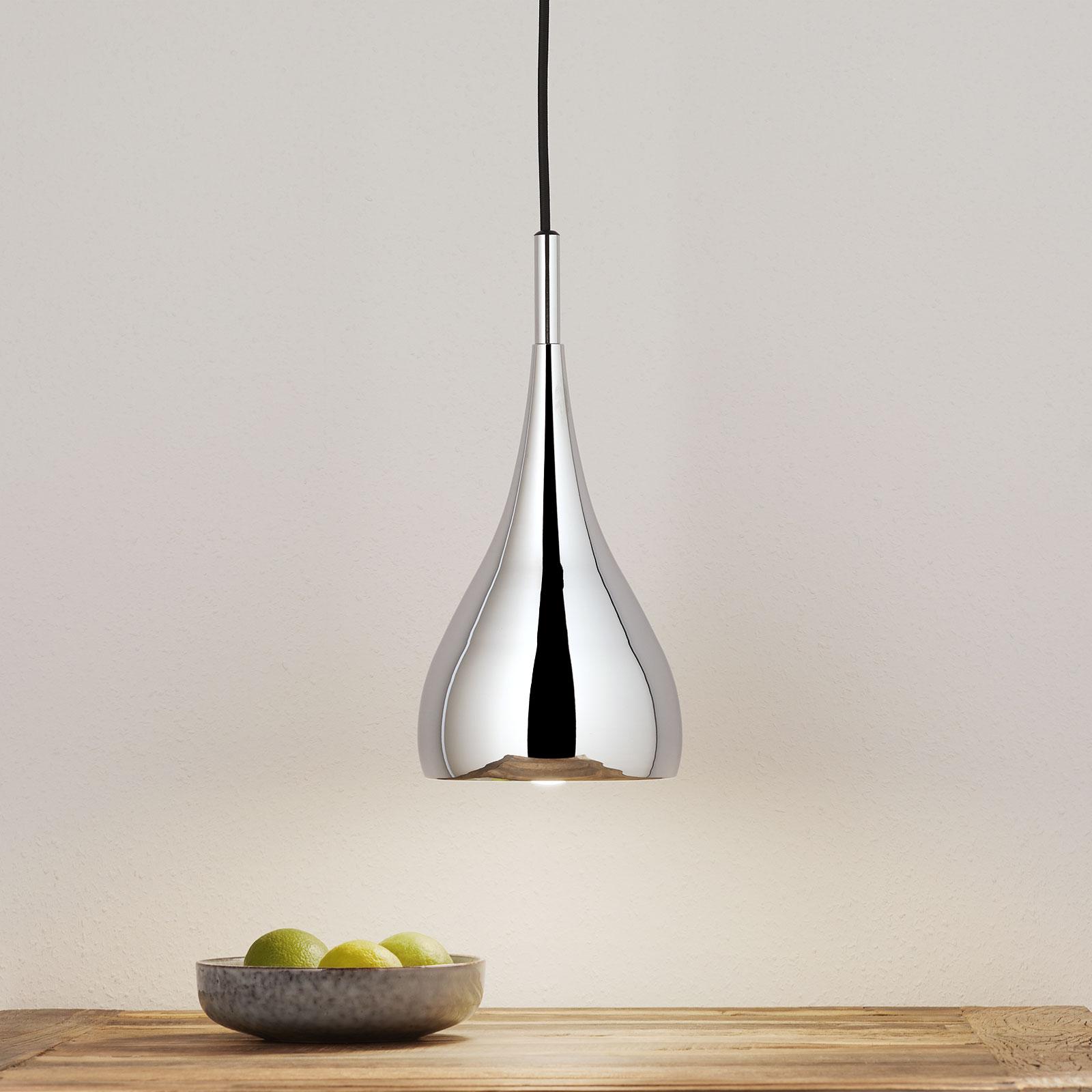 Aantrekkelijke hanglamp Anja 1-fl.