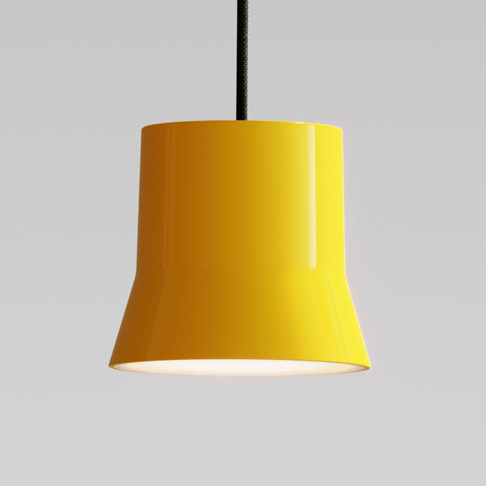 Artemide GIO.light LED-Hängeleuchte, gelb
