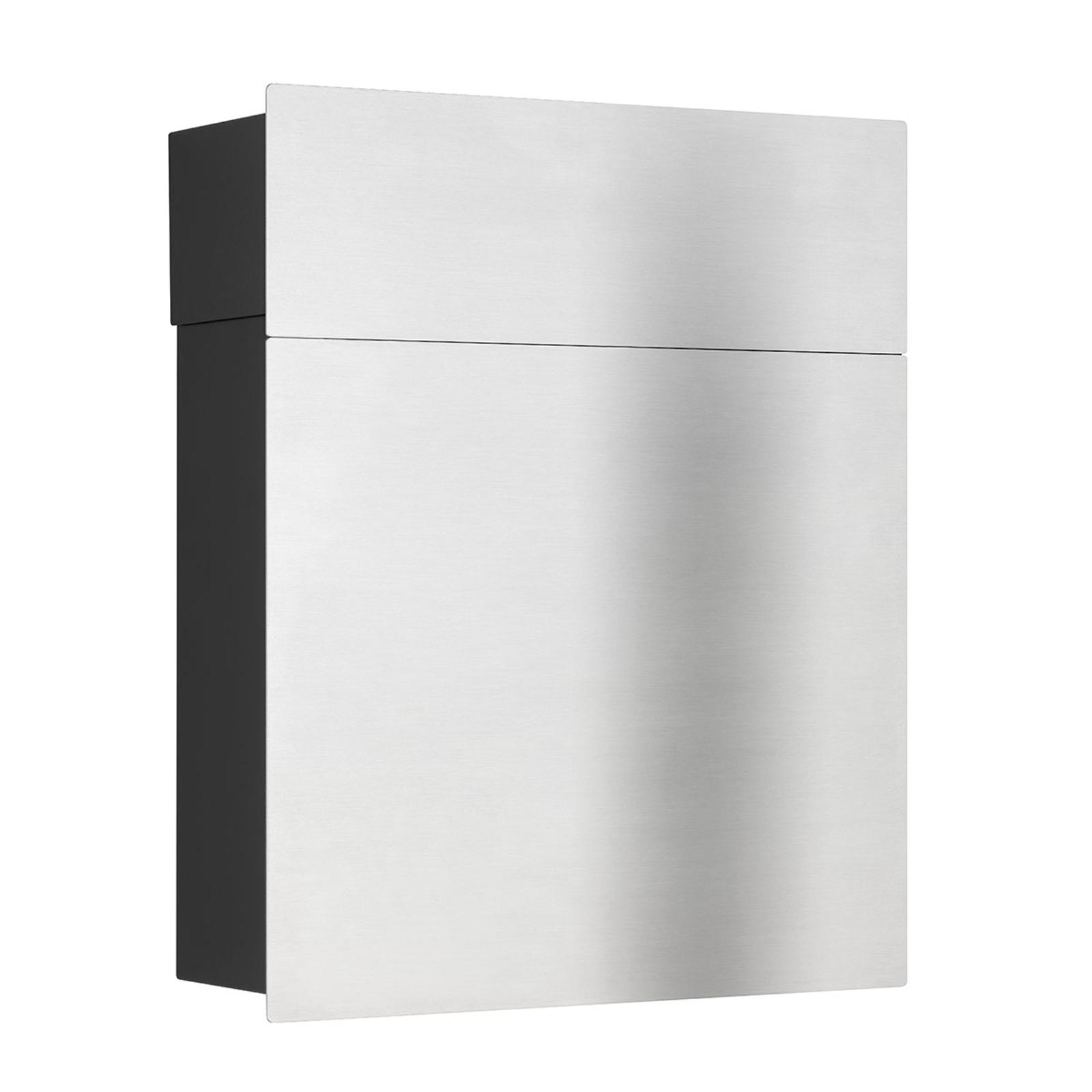 Boîte aux lettres en acier inoxydable 3010