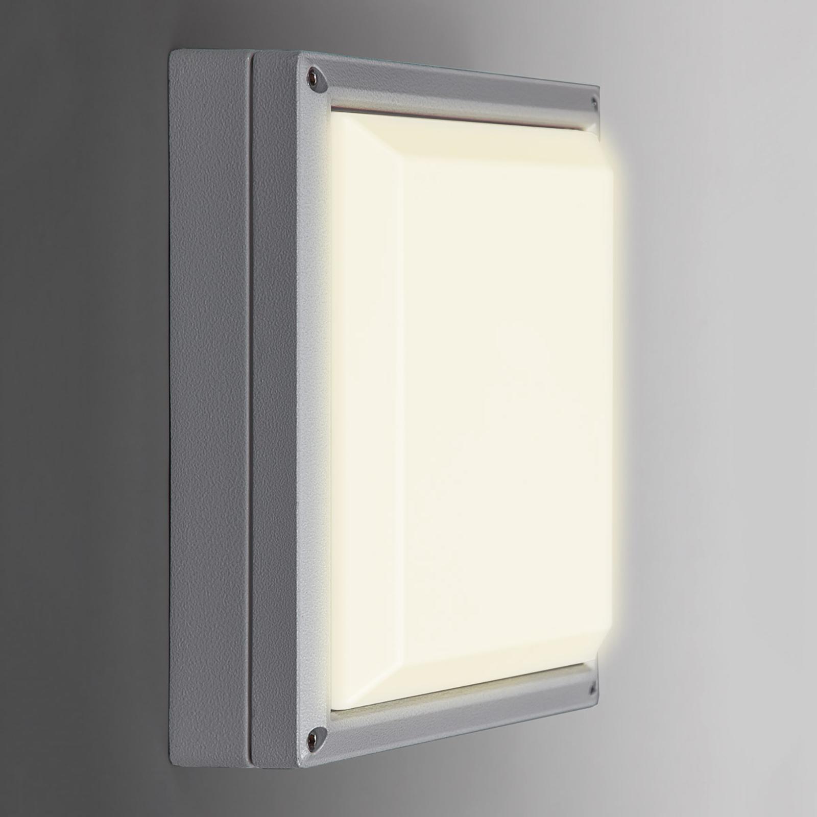 Applique SUN 11 LED 13W gris clair 3 k