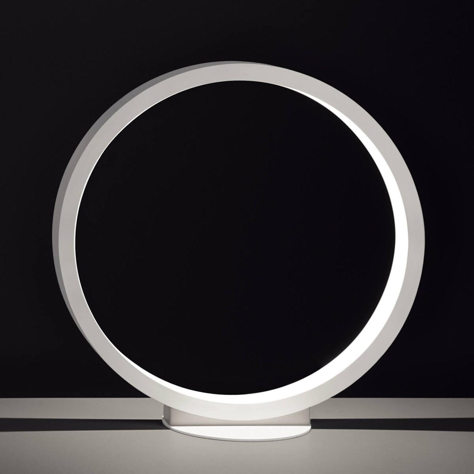 Lampada da tavolo LED Assolo 43 cm con dimmer
