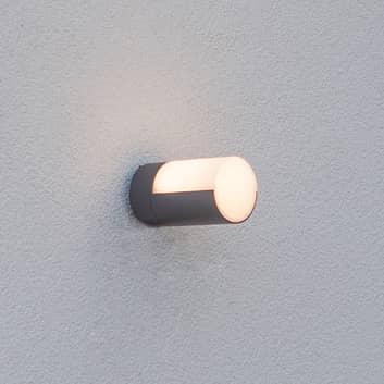Utendørs LED-vegglampe Cyra, 1 lyskilde