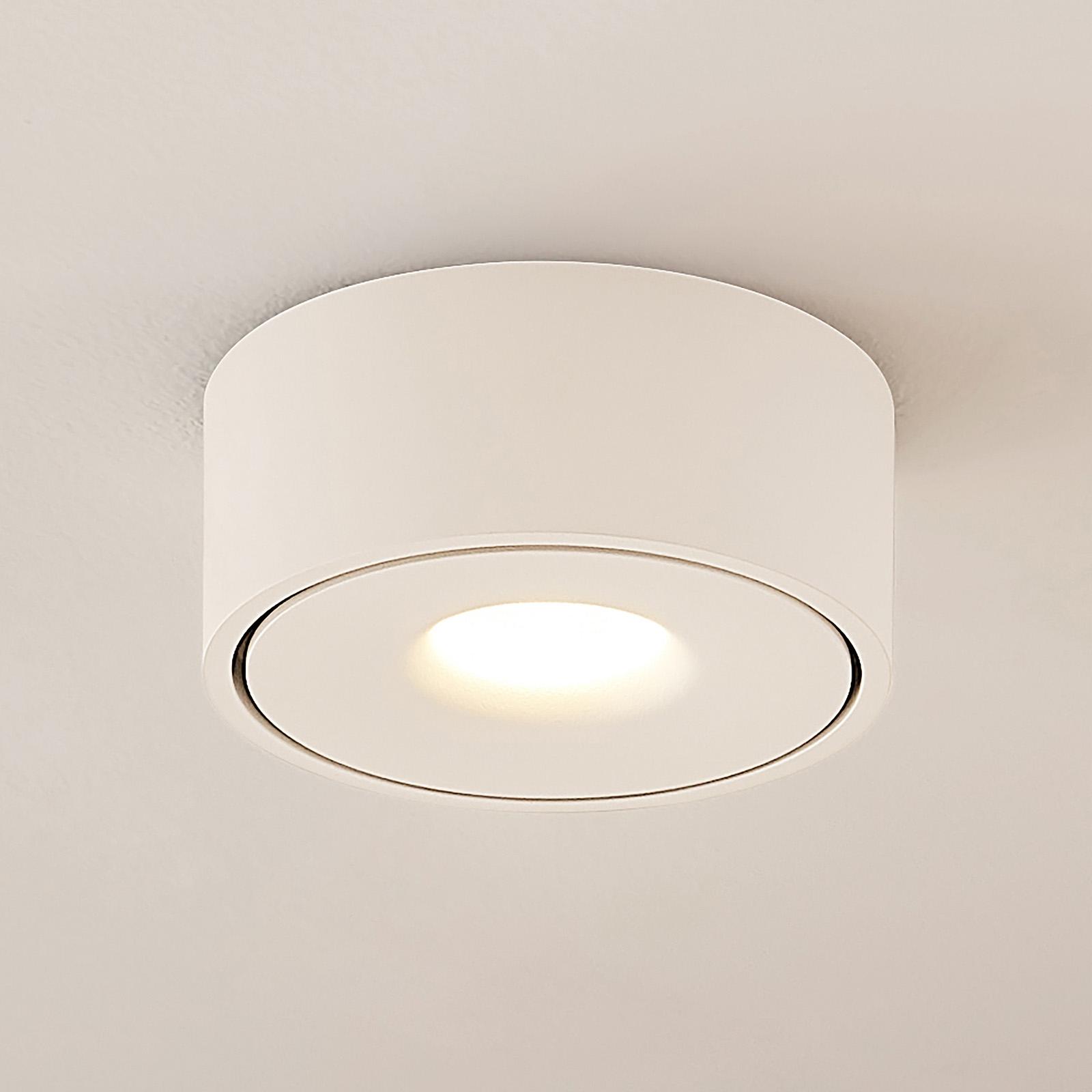 Arcchio Ranka lampa sufitowa LED, biała