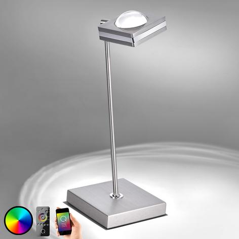 ZigBee-kompatibla LED-bordslampan Fisheye