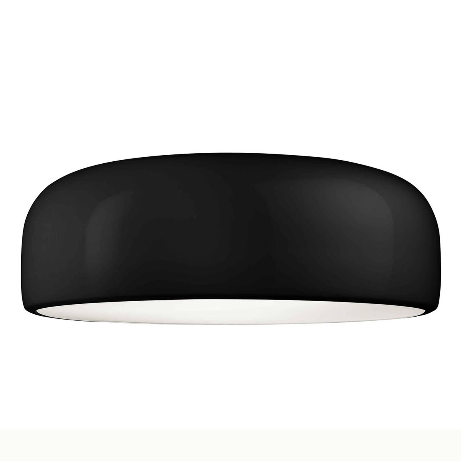 FLOS Smithfield C LED-Deckenlampe schwarz