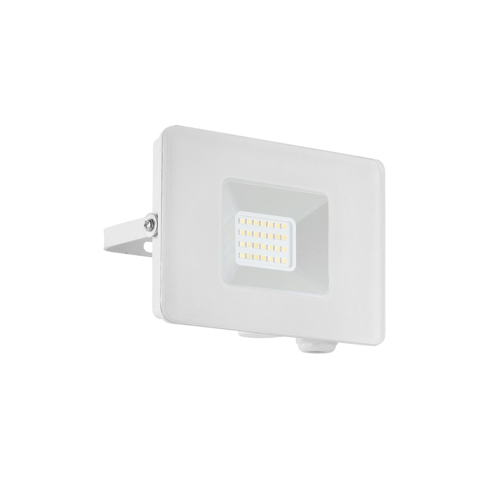 LED buitenspot Faedo 3 in wit, 20W