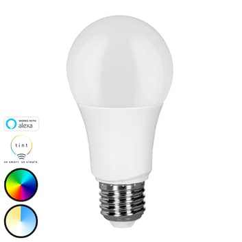 Müller Licht tint white+color LED-Lampe E27 9,5W