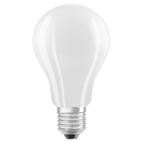 OSRAM LED-Lampe E27 15W opal 4.000K