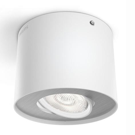 Foco LED Phase en color blanco